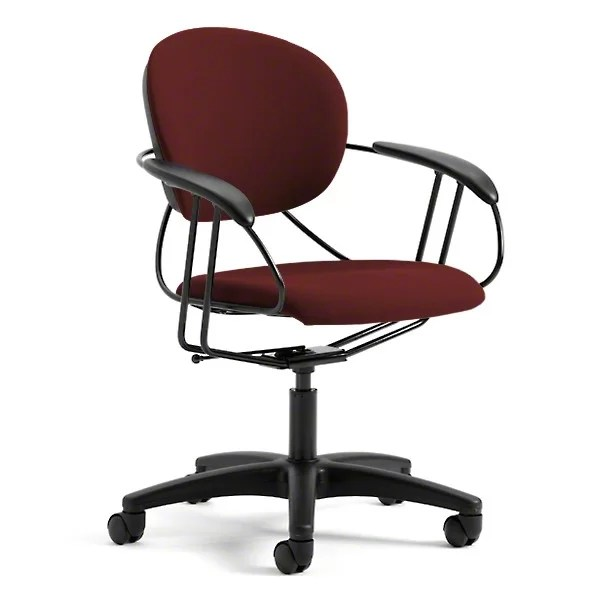 steelcase jersey chair review booster high chairs uno back desk reviews wayfair