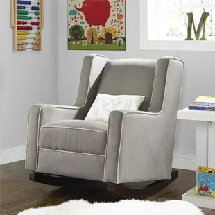 baby room rocking chair high back office chairs with lumbar support wayfair sanders