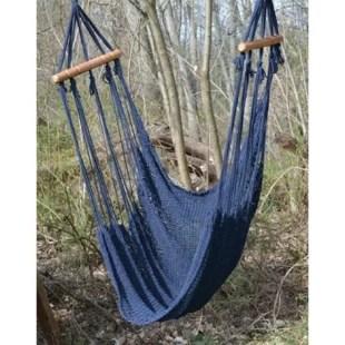 swing chair wayfair swivel living room chairs canada hammock you ll love lancashire handwoven