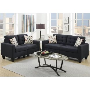 sofa bed living room sets very small interior ideas fabric wayfair quickview