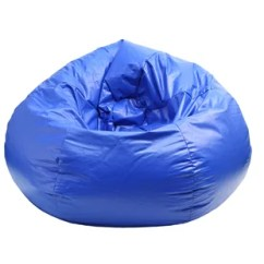 Blue Bean Bag Chairs Chairperson Navy Wayfair Quickview