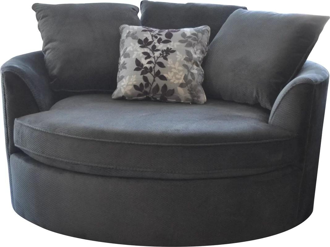 Modern Barrel Chair