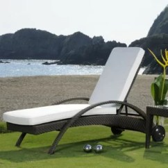 Outdoor Chaise Lounge Chairs With Wheels Natuzzi Recliner Chair Wayfair Soho Patio