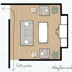 Living Room Plan Design Decoration Idea For 3 Of The Best Layouts Wayfair Co Uk