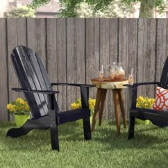 Wayfair Adirondack Chairs Chair Covers For Dining Table You Ll Love Quickview