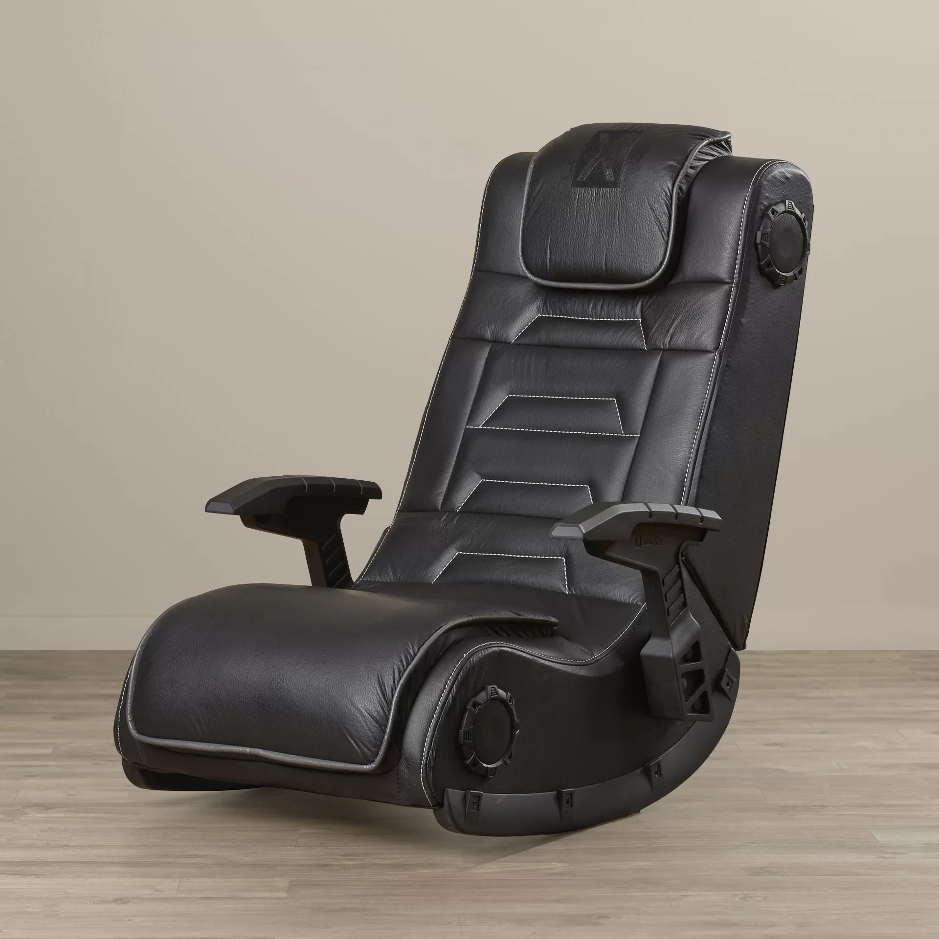 Game Chair With Speakers Adults Recliner Gaming Chair With Speakers