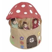 Magic Cabin Mushroom Play Tent | Wayfair.ca