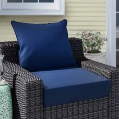 Outdoor Patio Chair Cushions Lounge Chairs Walmart Furniture You Ll Love Wayfair Quickview