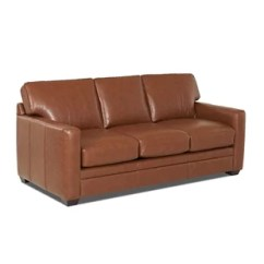 Leather Couch And Chair Wheelchair Football Furniture You Ll Love Wayfair Quickview