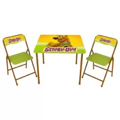Scooby Doo Chair Corporate Massage Furniture Wayfair Kids 3 Piece Square Table And Set