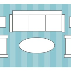 Correct Area Rug Size For Living Room Showpiece How To Choose The Right Wayfair All Legs On Layouts S Ideas Advice