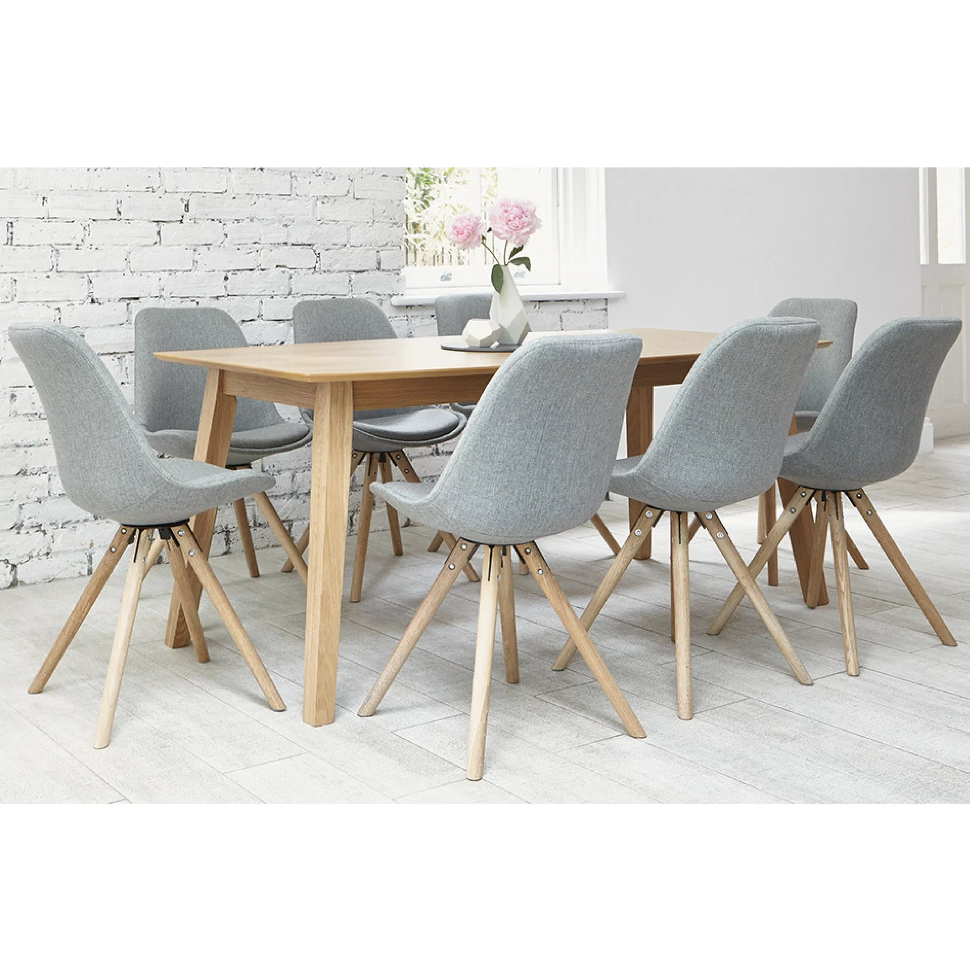 8 Chair Dining Set Kiris Dining Set With 8 Chairs