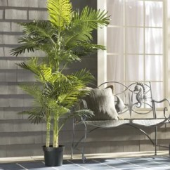 Artificial Trees For Living Room Transitional Furniture You Ll Love Wayfair Ca Brookings Floor Palm In Pot