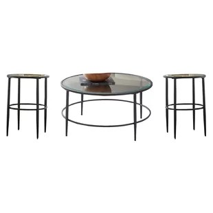 places to borrow tables and chairs plastic adirondack cheap coffee table sets birch lane bartow 3 piece set