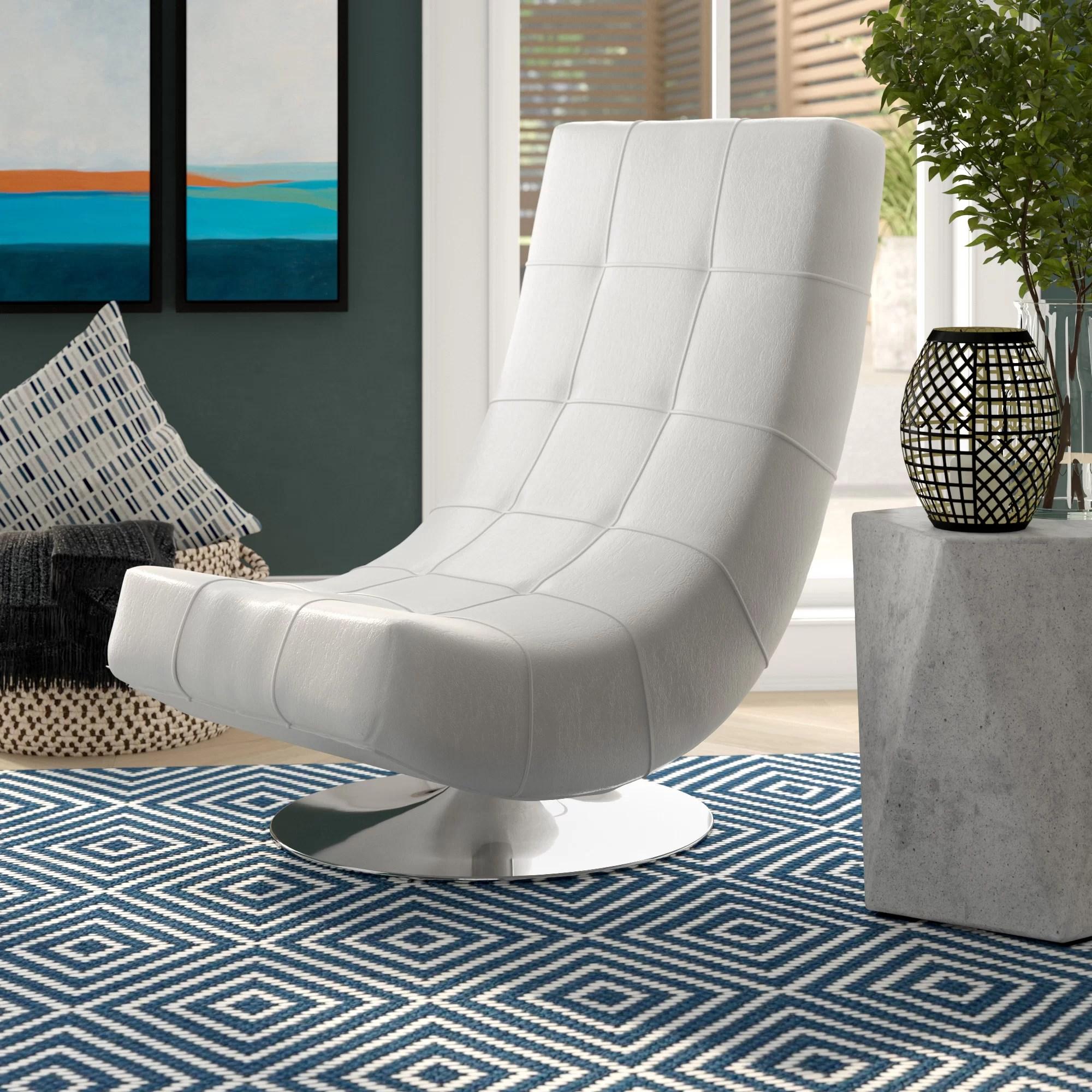 swivel cuddle chair york cesca replacement seats orren ellis ober lounge reviews wayfair