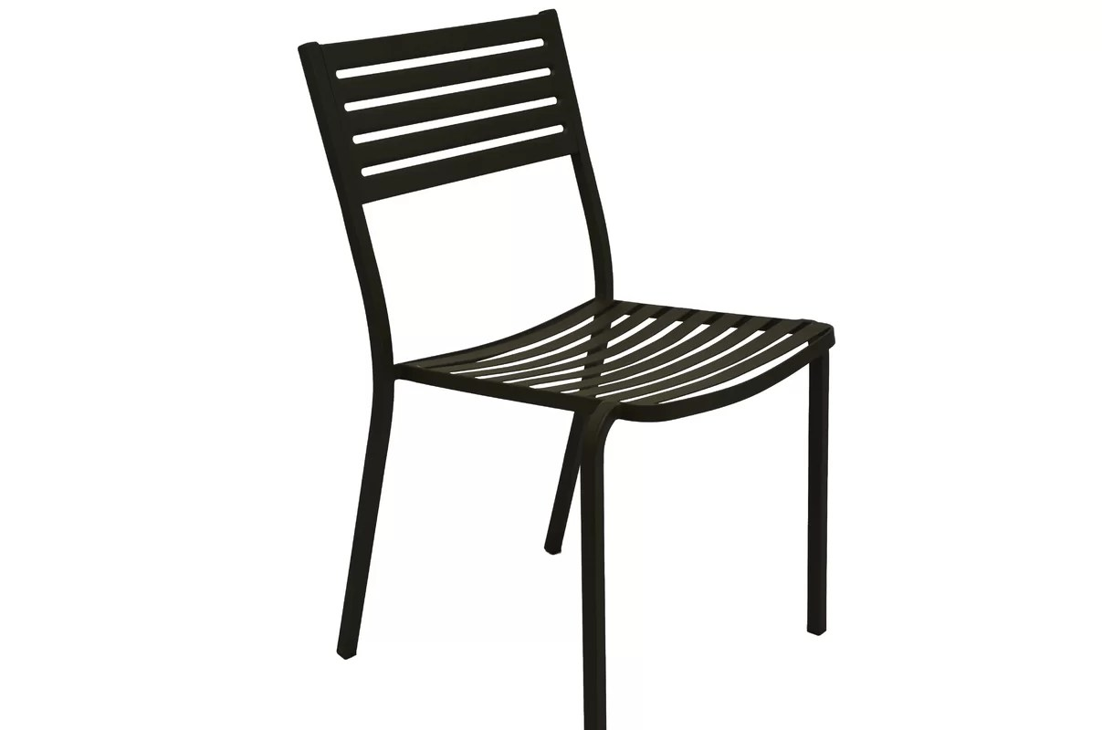 Paragon Casual Allie Stacking Patio Dining Chair Amp Reviews