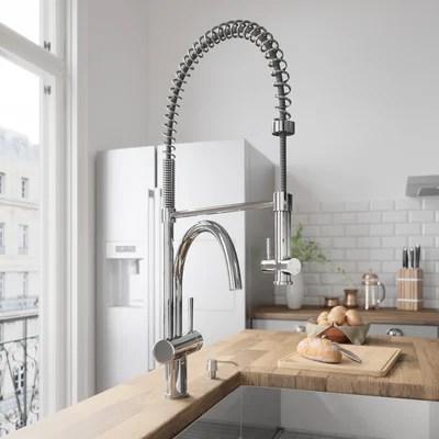 Motionsense Kitchen Faucet