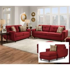 Red Living Room Sets With Leather Couch Ideas Furniture Wayfair Gudino Configurable Set