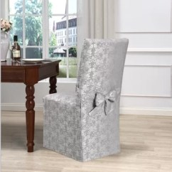 Dining Chair Covers Near Me Boon High Slip Cover Chairs Wayfair Quickview