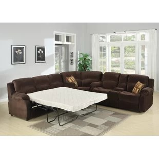 convertible sofa bed sectional newport road sleeper sectionals you ll love wayfair kulp