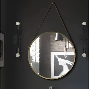 long hallway mirrors wayfair