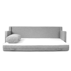 Gus Flip Sofa Bed Review Material Colours Modern Sleeper And Reviews Wayfair