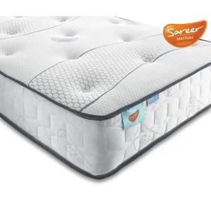 Save To Idea Board Sareer Furniture Cool Blue Memory Coil Mattress