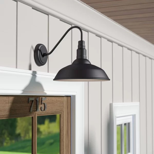 Laurel Foundry Modern Farmhouse Aurelia 1Light Outdoor