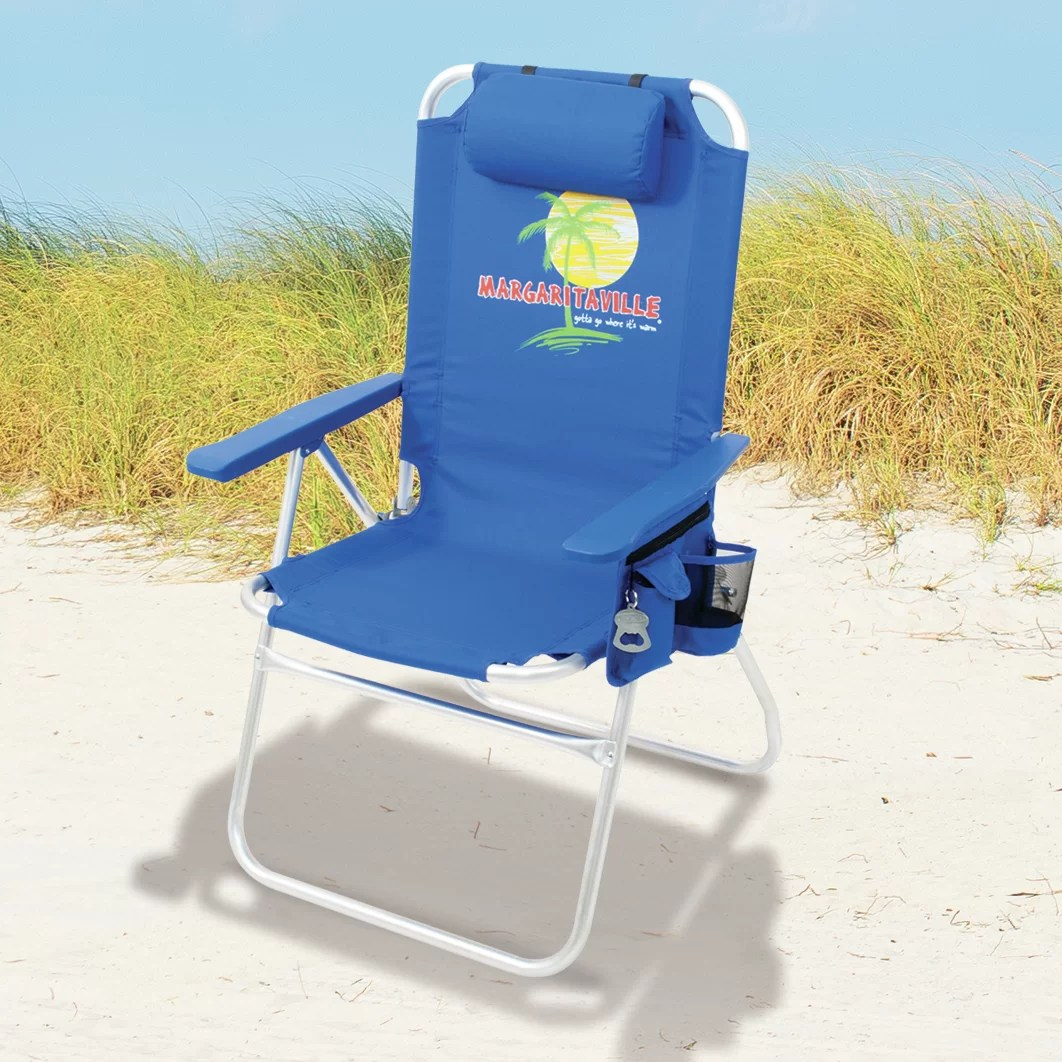Where To Buy Beach Chairs Big Shot Reclining Beach Chair