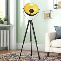Living Room Standing Lamp Candice Olson Images Floor Lamps Tripod Wayfair Co Uk Quickview