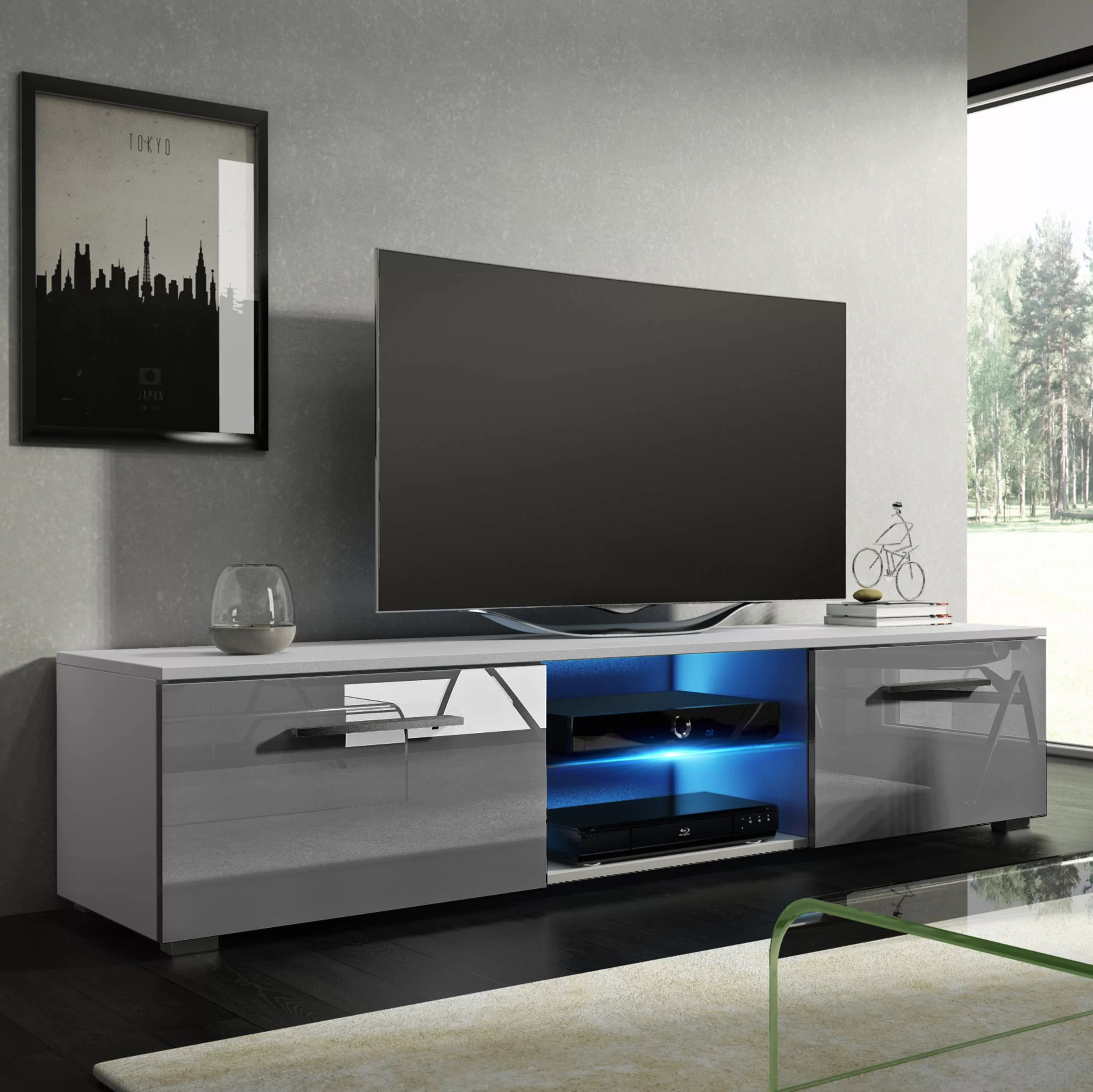 clearfield tv stand for