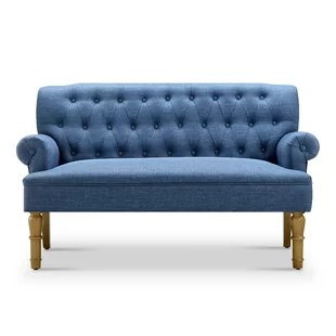 blue velvet chesterfield sofa mini sofas para ninos navy wayfair quickview