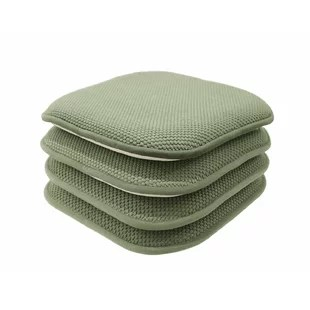 green chair cushions reclining with ottoman leather sage wayfair quickview