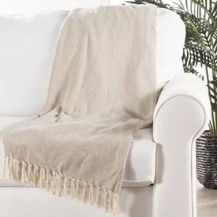 farmhouse rustic blankets throws