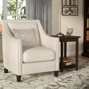 living room arm chair decorating modern ideas accent chairs you ll love wayfair ca save