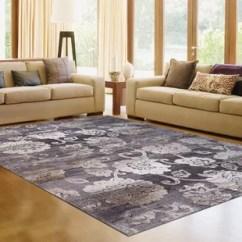 Tropical Living Room Decor Dark Gray Leather Furniture Wayfair New Style Vernal Area Rug