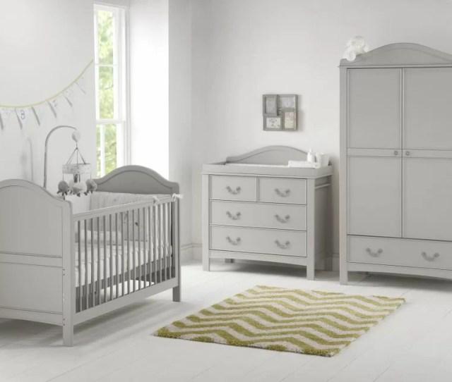 East Coast Toulouse Cot Bed 3 Piece Nursery Furniture Set Reviews Wayfair Co Uk