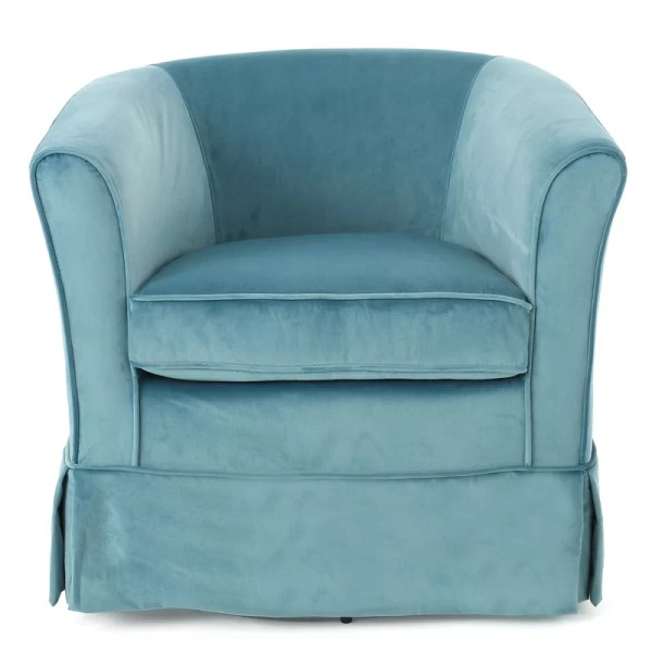 Christopher Knight Swivel Club Chair
