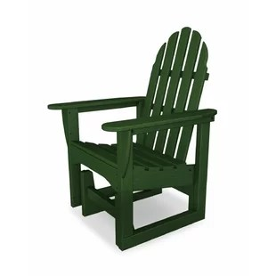 trex adirondack rocking chairs xl fishing chair glider wayfair quickview