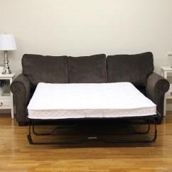 Sofa Bed With Innerspring Mattress Camarote Costa Rica Classic Brands 4 5 Plush Wayfair