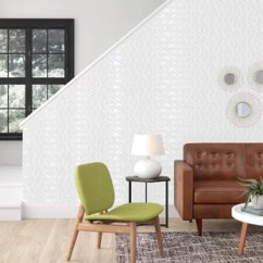Wall Paper For Living Room Furniture Set Up Small Wallpaper You Ll Love Wayfair Quickview