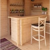 Home Bar Unit | Wayfair.co.uk