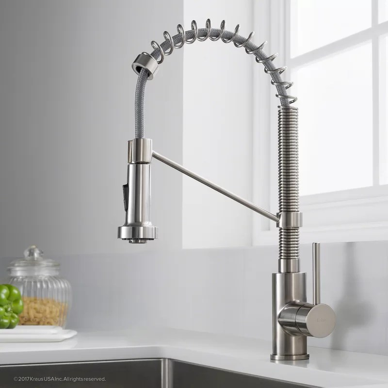 pull out kitchen faucets ideas for kpf 1610ss mb ch kraus bolden series single handle faucet