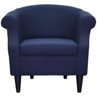 Latitude Run Marsdeni Barrel Chair & Reviews   Wayfair