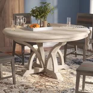 60 inch kitchen table cabinets martha stewart in round dining wayfair della
