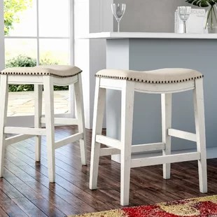 kitchen stools one piece counter wayfair quickview