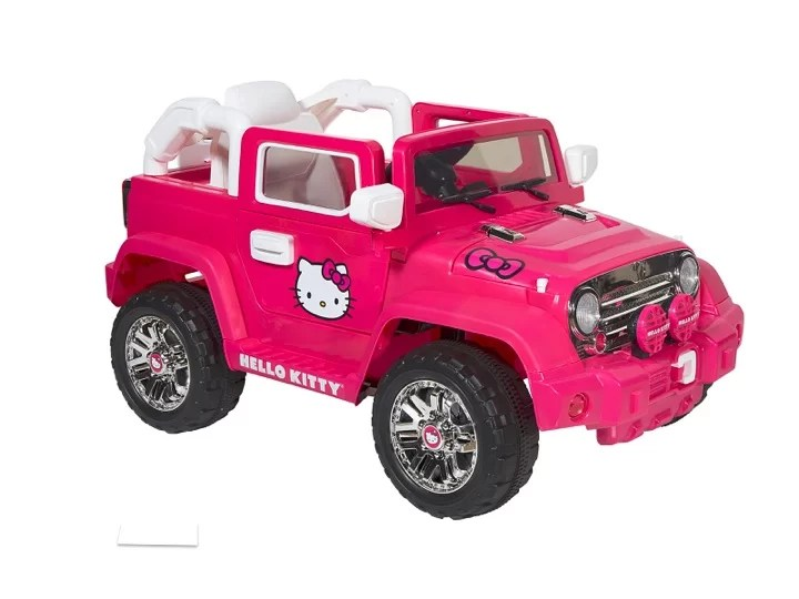 Wiring Diagram For Hello Kitty Car