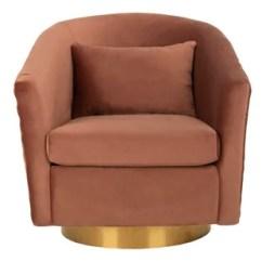 Barrel Chairs Swivel Rocker Thomasville Cane Back Dining Room Chair Wayfair Save