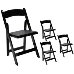 Cushioned Folding Chairs Desk Chair Vs Dining Height Padded You Ll Love Wayfair Quickview