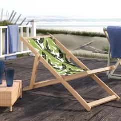 Wooden Frame Beach Chairs King Hickory Chair And A Half Wood Lawn You Ll Love Wayfair Shadai Cabana Reclining
